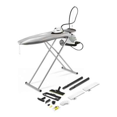 Гладильная система с парогенератором SI 4 + Утюг SI 4 EasyFix Premium Iron