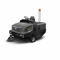 Подметально-всасывающая машина KM 150/500 LPG