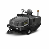 Подметально-всасывающая машина KM 130/300 R Bp Pack