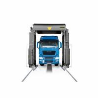 Автомойка для грузовых авто TB